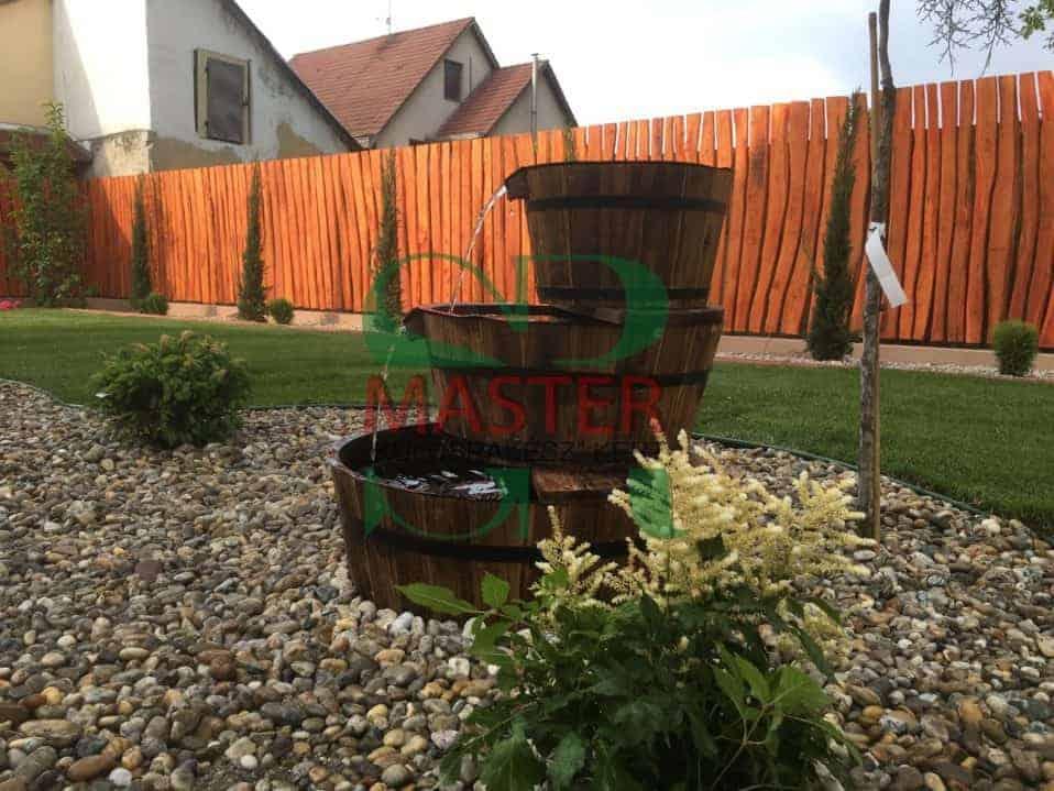 Rusztikus kert